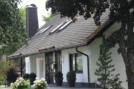 NIEUW 5-sterren woning met tuin! - Winterberg