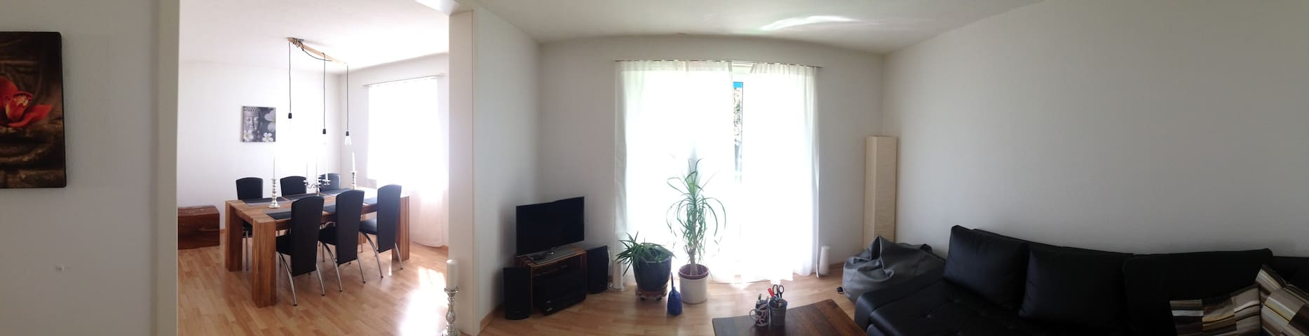 3.5 room appartment in Baar - Baar - Byt