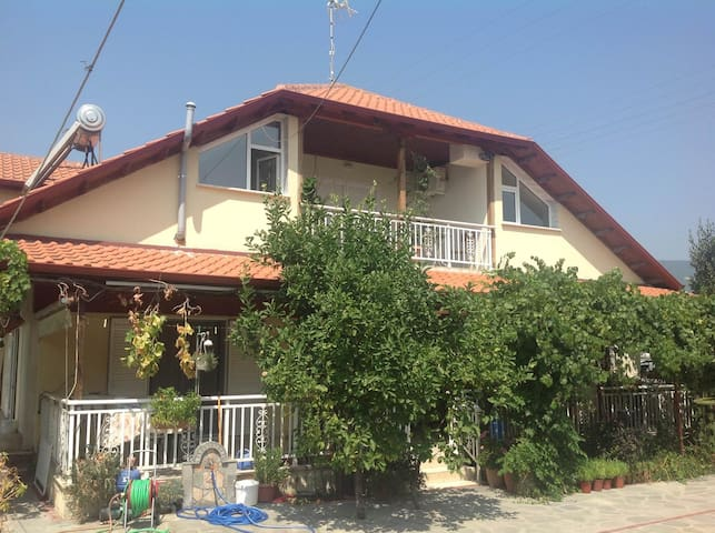 Nea Vrasna 5 person Apt near Sea - Nea Vrasna - Apartment