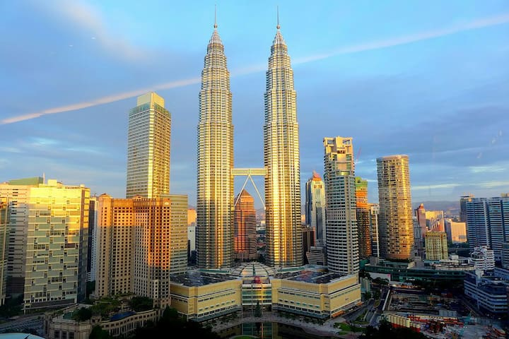 3# 2mins to KLCC @ Soho + FREE WiFi - Kuala Lumpur - Hus