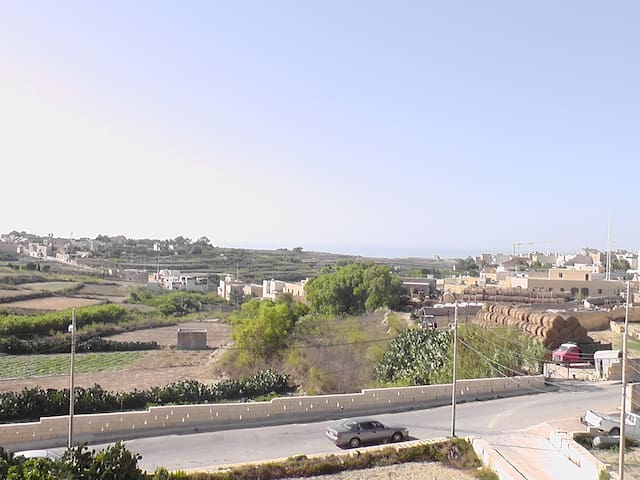 St Michael's Court Gharb Gozo - Gharb - Apartment