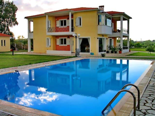 Villa Giannopoulos - Τραγανό Αγίου Ιωάννου - Villa