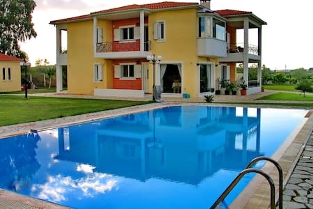 Villa Giannopoulos - Τραγανό Αγίου Ιωάννου