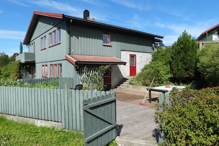 Apartm for 2 (3) pers. and infant. - Kristiansund - Apartment