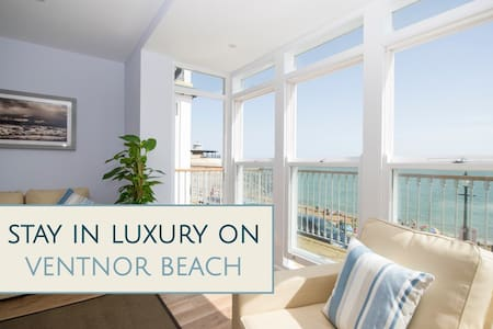 Luxury Beach House - Lobster Lodge - Ventnor - Casa