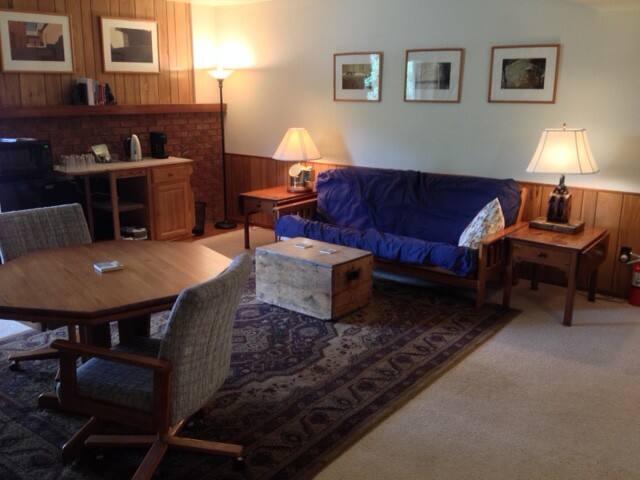 Sitting Room  and Futon