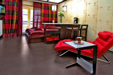 VIP Japanese Style on Derbasovskaya - Apartament