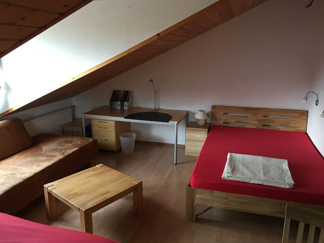 Schöne Ferienwohnung in der Musikstadt Trossingen - Trossingen - Ortak mülk