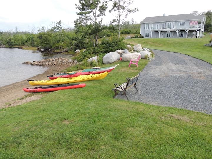 Mink Point B and B, Prospect Bay, Nova Scotia