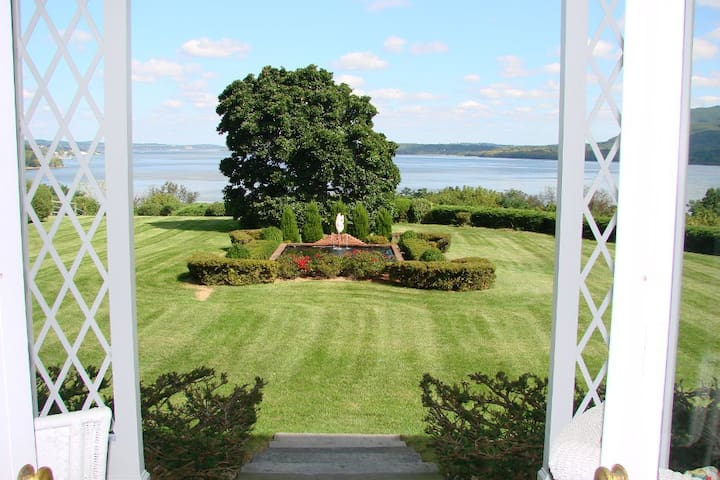 View/Yard for Rent for  Events - Cornwall-on-Hudson - Talo