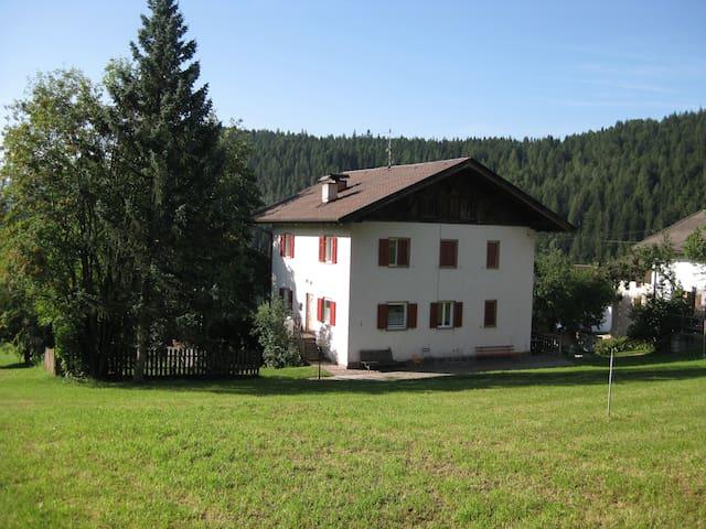 Immergersi nella natura Südtirol - Unsere Liebe Frau im Walde-St. Felix - บ้าน