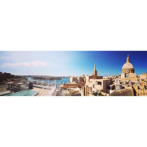 Exceptional Mediterranean townhouse - Valletta - Rumah