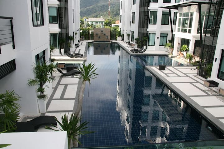 Phuket, Kamala Beach 2 bd apartment - Kammala