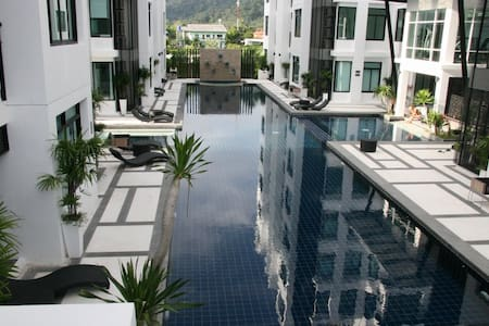 Phuket, Kamala Beach 2 bd apartment - Kammala - Apartment
