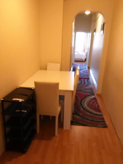 Apart No.8 - Corridor