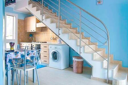 Apartment Blue - Fontane Bianche - 公寓