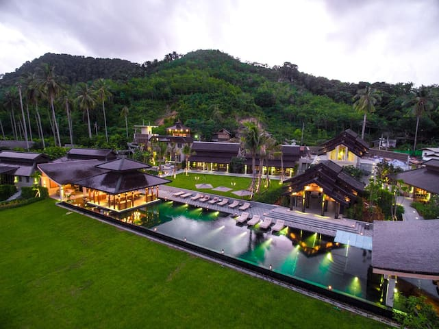 Thailand Island Beach Luxury Estate - Ko Yao Noi - Vila