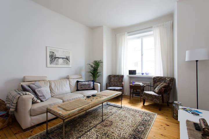 Stylish, 48m2 apartment in Kallio!