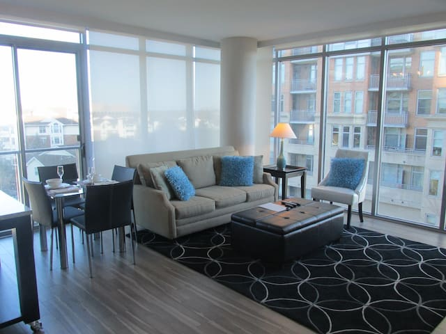 Furnished 2-Bedroom Apartment - McLean - Apartment