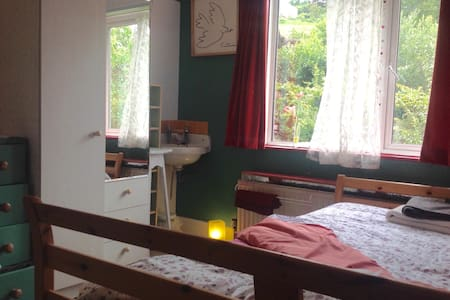 Eco friendly, homely, v near town - Totnes