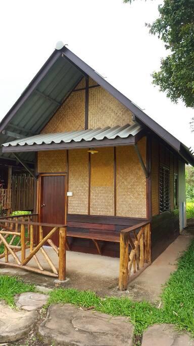 Simple cottage