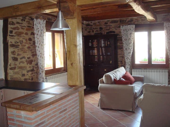 Casa con encanto en Yanguas, Soria