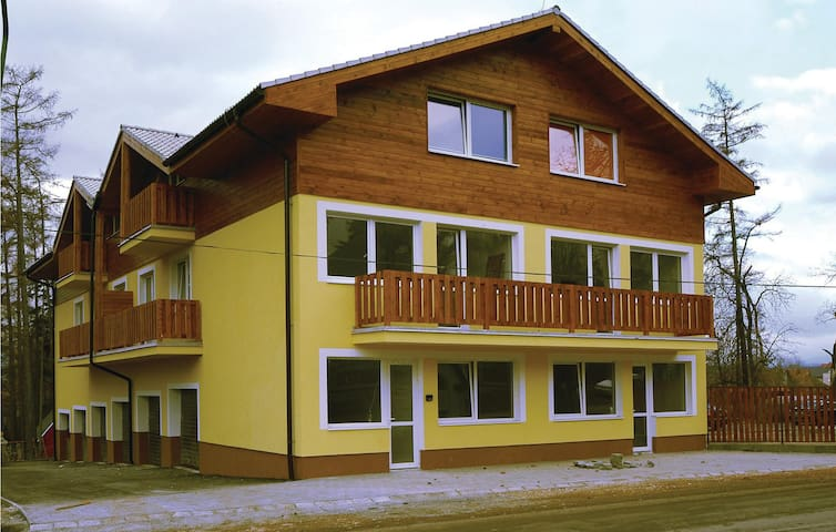 Holiday apartment with 1 room on 41m² in Velký Slavkov