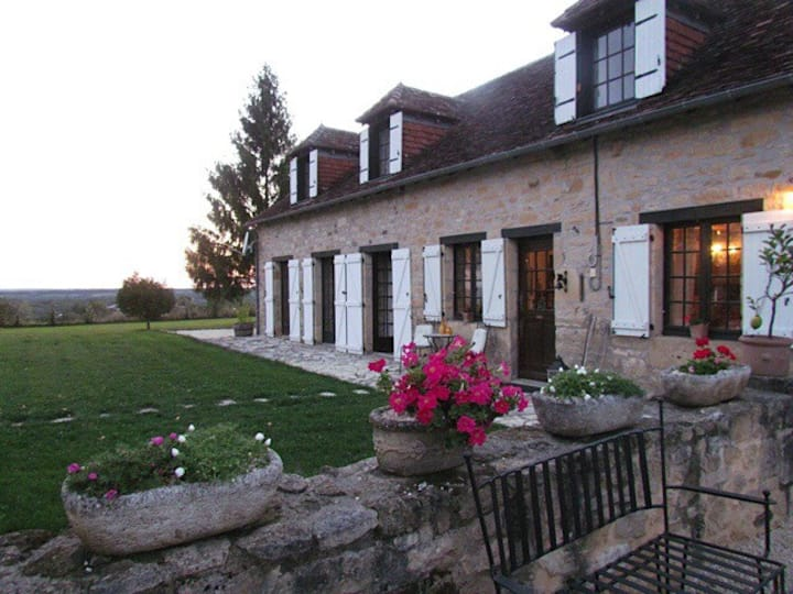Beautiful Dordogne house for rent