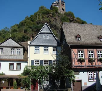 Holiday flat Greiff - Sankt Goarshausen - Apartament
