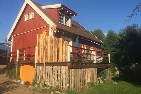 Haus am Bodensee Lake Constance vm - Überlingen - Hus