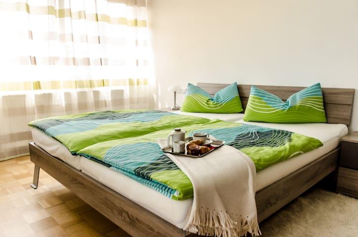 Ferienwohnung Wahl - Rudersberg - Apartamento