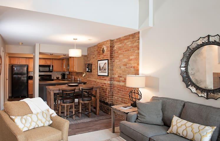 Condo downtown Grand Rapids - Grand Rapids - Apto. en complejo residencial
