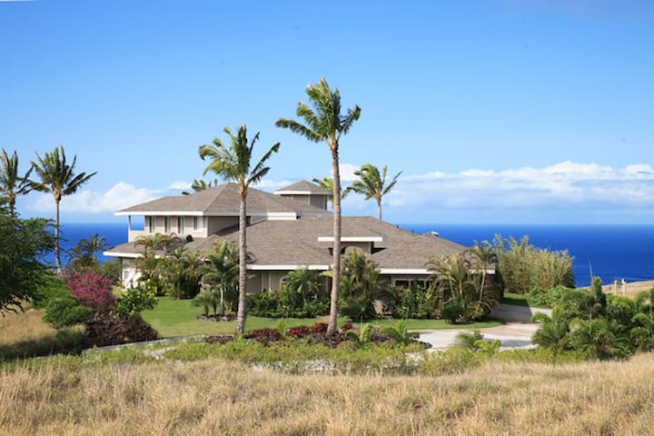 Kohala home, Secluded Estate, Children Discounts - Kamuela - Vila