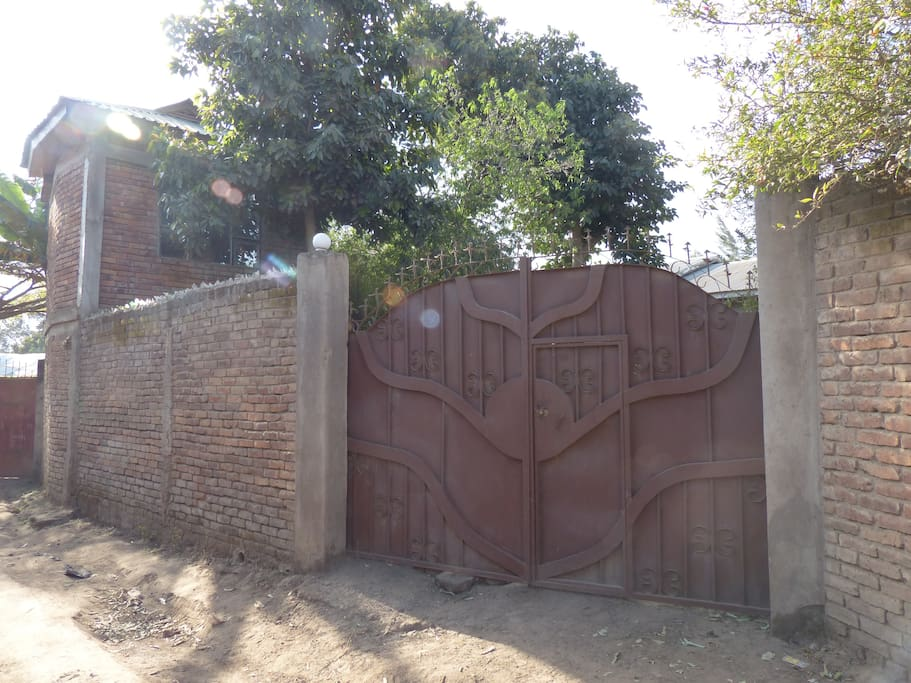 Our gate