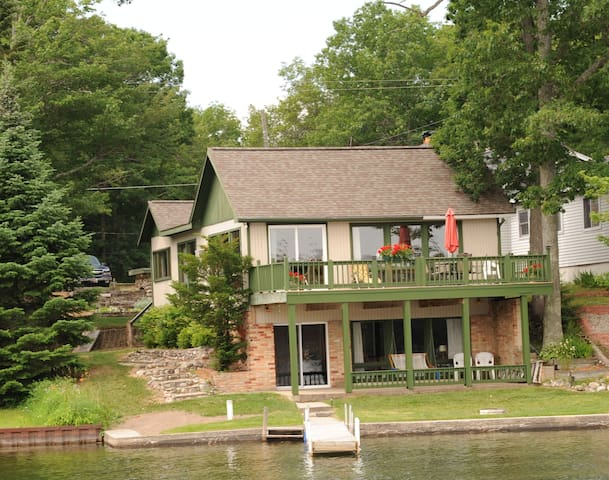 Private Home on Clear Lake with Private Dock