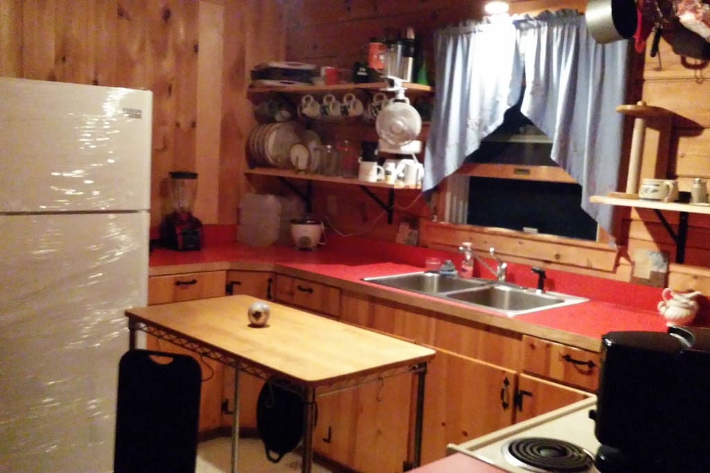 Shared kitchen with all cooking necessities