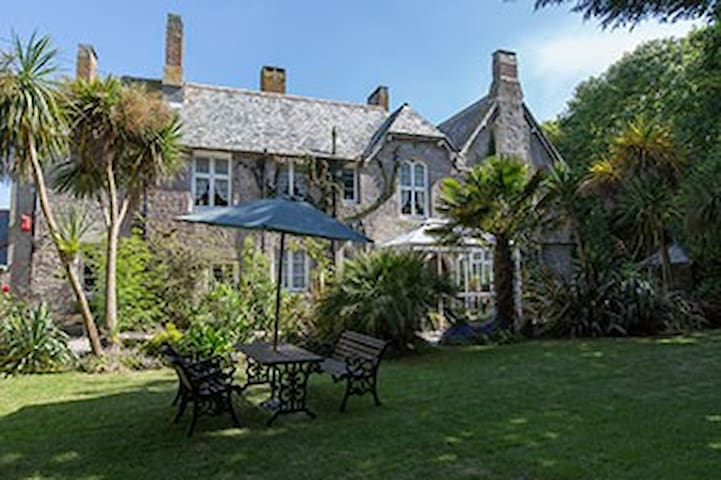 Old Vicarage, St.Ives, Cornwall.