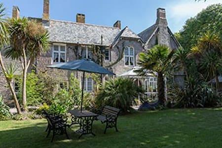 Old Vicarage, St.Ives, Cornwall. - Saint Ives