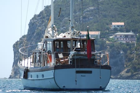 3 days on classic yacht Halcyon I - Lisboa - Bateau