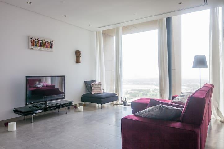 Light and spacious apartment in the heart of Dubai - Dubai - Lägenhet