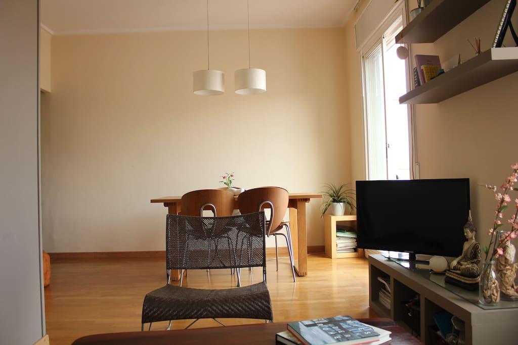 piso al lado de la sagrada familia appartamenti in affitto a barcellona catalunya spagna. Black Bedroom Furniture Sets. Home Design Ideas