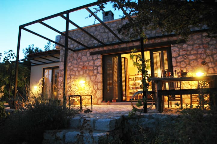 Cozy Artist's Home in Nature - Pınarbaşı Köyü - House