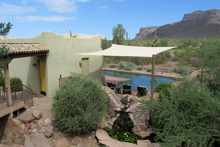 Desert Mountain Poolside Casita - Gold Canyon - Villa