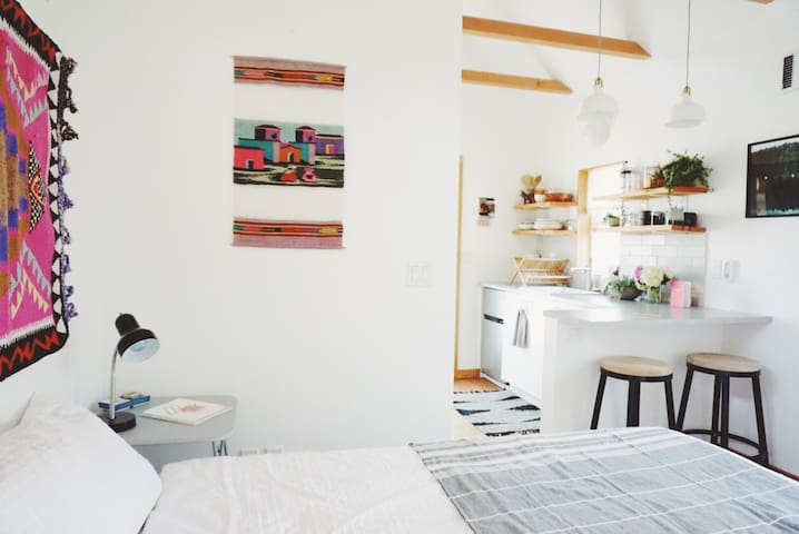 Portland Tiny House Interior