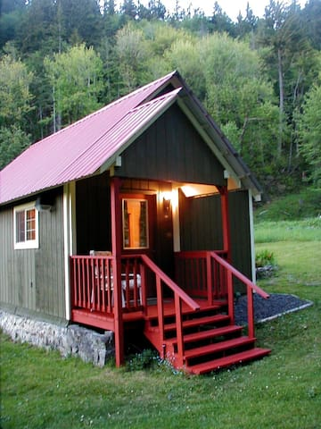 Wilderness Edge Cabin - Ashford - Mökki