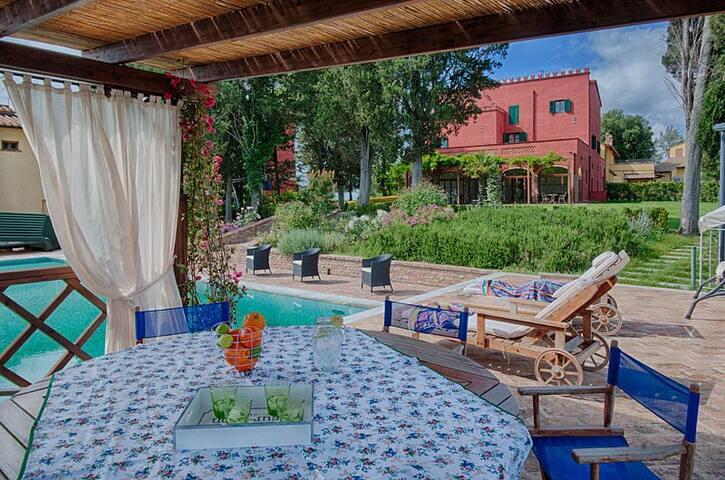 PALLERINO apartment in Tuscany - Castelfiorentino - Wohnung