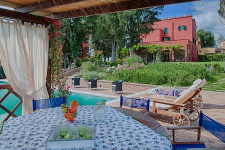 PALLERINO apartment in Tuscany - Castelfiorentino - 公寓