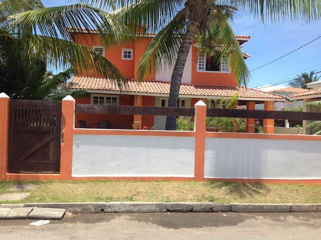 Casa grande/próximo a rio e praia - Camaçari - Casa