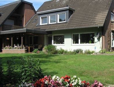 B&B Grenzblick, Natuur en Rust - Getelo - Bed & Breakfast