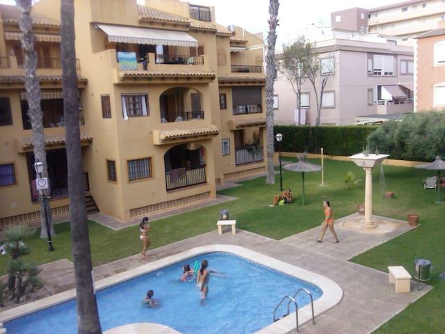 Apartamento en Torrevieja-La Mata - La Mata - Torrevieja (Alicante) - Townhouse